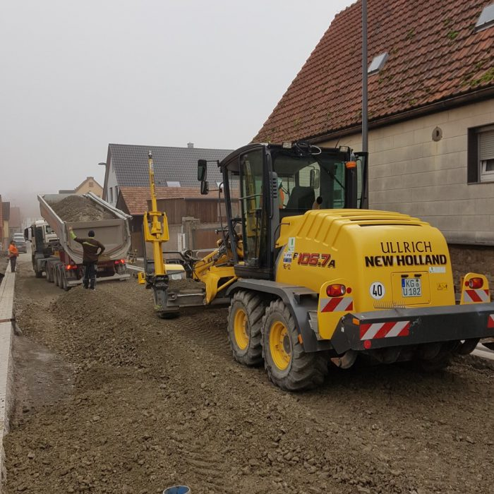 Ausbau Ortsdurchfahrt Kürnach #8393